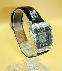 【送料無料】 腕時計 studioクオーツニューバッテリーstudio time ladies quartz wristwatch battery excellent