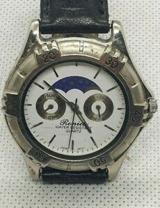 【送料無料】 腕時計 ronicaバッテリーgworonica man quartz watch stainless still  battery gwo