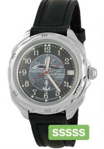 【送料無料】 腕時計 ヴォストークソロシアvostok komandirskie soviet military men wrist watch russian  211831 sssss