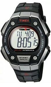 【送料無料】 腕時計 タイメックスtw5k85900jvアイアンマンchrono 50ブラック
