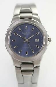 【送料無料】 腕時計 ケネスコールmens allステンレスシルバー100mウォッチkenneth cole blue mens all stainless steel silver 100m quartz battery watch