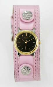 【送料無料】 腕時計 パルサーレディースステンレススチールシルバーゴールドピンク