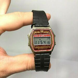 【送料無料】 腕時計 クロノグラフビンテージオリジナルデジタルソビエトウォッチelektronika integral chn55 chronograph vintage original digital watch soviet