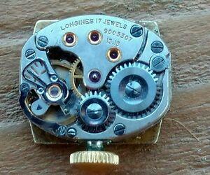 【送料無料】 腕時計 ジュエルlongines cal1315 17 jewel running movement complete