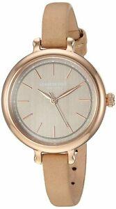 【送料無料】 腕時計 ケネスコールニューヨークステンレスクオーツウォッチkc50065001kenneth cole york womens stainless steel quartz leather watch kc50065001