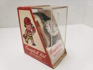 【送料無料】 腕時計 ビンテージキャンベルオリジナルキャターウォッチvintage windup criterion campbell kid character watch in original box free ship