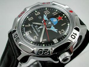 【送料無料】 腕時計 ロシアヴォストークウォッチrussian military vostok paratrooper watch 1288