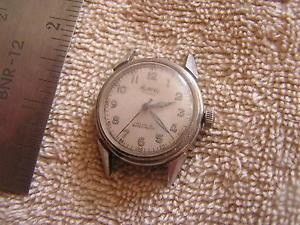 【送料無料】 腕時計 ビンテージウォッチvintage rodana geneve watch 17 jewels incabloc