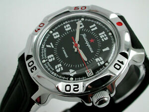 【送料無料】 腕時計 russian vostok komandirskie military watch 811186russian vostok komandirskie military watch  811186