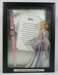 【送料無料】 腕時計 バービーファッションモデルコレクションbarbie fashion model collection wrist watch limited edition 2500