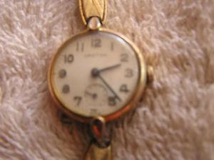 【送料無料】 腕時計 ヴィンテージクロトンウォッチvintage croton watch