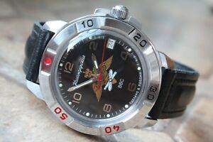 【送料無料】 腕時計 ヴォストーク#vostok komandirsky military wrist watch 431928