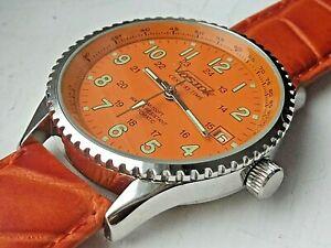 【送料無料】 腕時計 ロシアヴォストークウォッチcollectible russian watch vostok century time hand wind or