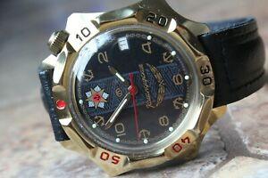 【送料無料】 腕時計 ヴォストークロシア#vostok komandirsky russian military wrist watch 539301