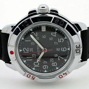 【送料無料】 腕時計 ロシアヴォストーク#russian vostok 431783 nb military wrist watch komandirskie brand