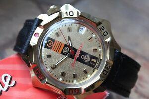 【送料無料】 腕時計 ヴォストークロシア#vostok komandirsky russian military wrist watch 539217