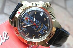 【送料無料】 腕時計 ヴォストーク#vostok komandirsky military wrist watch 439471