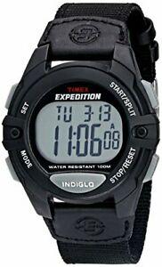 【送料無料】 腕時計 デジタルクロノアラームタイマーウォッチtimex t49992 expedition classic digital chrono alarm timer 41mm watch