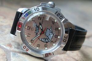 【送料無料】 腕時計 ボストークkomandirsky431817vostok komandirsky military wrist watch 431817