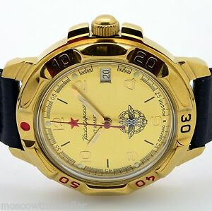 【送料無料】 腕時計 ロシア#russian  439451 military wrist watch brand