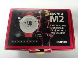 【送料無料】 腕時計 モニターベルトフクシアピンクカロリーsuunto m2 wristwatch monitor heart rate amp; calories with belt fuchsia pink