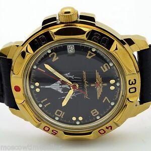 【送料無料】 腕時計 ロシアヴォストーク#russian vostok  439511 military wrist watch komandirskie brand