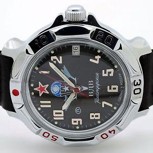 【送料無料】 腕時計 ロシア#ブランドウォッチrussian  811288 paratrooper military wrist watch brand