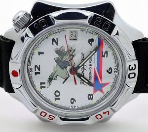 【送料無料】 腕時計 ロシアヴォストーク#russian vostok 531764 military wrist watch komandirskie brand