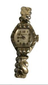 【送料無料】 腕時計 ヴィンテージwakmannゴールドvintage ladies wakmann gold plated watch wristwatch