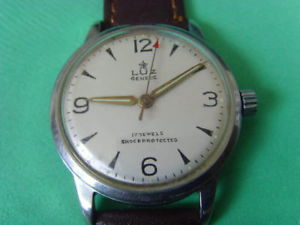 【送料無料】 腕時計 ビンテージスイスルスマニュアルウォッチvintage swiss luz 17j manual watch