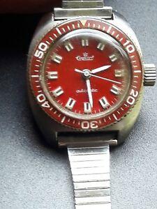 【送料無料】 腕時計 ヴィンテージexquisit21asスイスvintage wristwatch exquisit automatic, 21 jewels, as, waterproof, swiss made