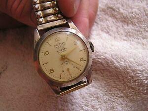 【送料無料】 腕時計 ヴィンテージウィンザージェノバvintage windsor genova watch