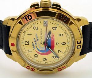 【送料無料】 腕時計 ロシア#russian  439564 military wrist watch brand