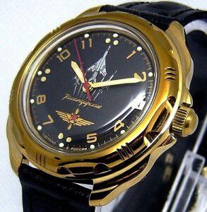 【送料無料】 腕時計 ヴォストーク#ロシアウォッチwatch vostok komandirskie 219511 military russian