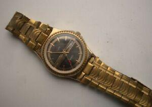 【送料無料】 腕時計 クオーツソソビエトロシアwatch luch quartz ussr wristwatch soviet russian mens