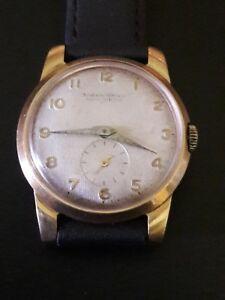 【送料無料】 腕時計 ビンテージニッケルウォッチ
