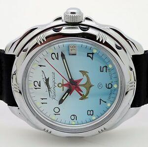 【送料無料】 腕時計 ロシアヴォストーク#russian vostok 211084 military wrist watch komandirskie brand