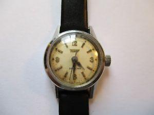 【送料無料】 腕時計 レディースビンテージティソシースタージュエルウォッチb36 ladies vintage tissot sea star 17 jewel watch