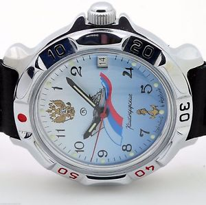 【送料無料】 腕時計 ロシアヴォストーク#russian vostok 811619 military wrist watch komandirskie brand