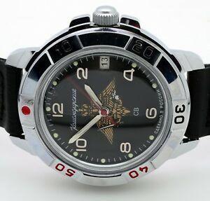 【送料無料】 腕時計 ロシアヴォストーク#russian vostok 431627 military wrist watch komandirskie brand