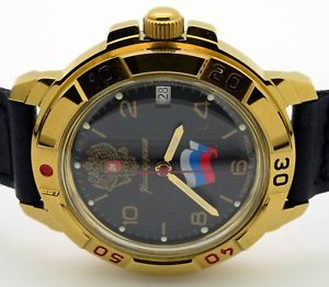【送料無料】 腕時計 ロシア#russian  439453 military wrist watch brand