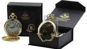 【送料無料】 腕時計 ムーアケースゴールドジェームズボンドチェーンセット