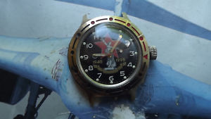 【送料無料】 腕時計 ボストークwostok wostok, vostok 3