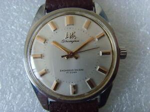 【送料無料】 腕時計 ヴィンテージマニュアルウォッチvintage shanghai 1524 715 17j manual watch