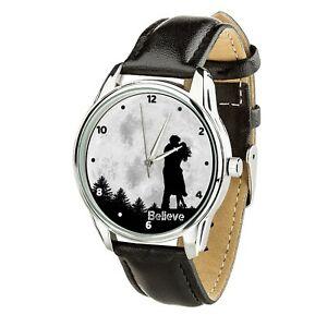 【送料無料】 腕時計 クリスマスbelive in love funny love is wristwatch men women watch birthday christmas gift
