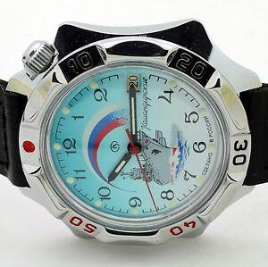 【送料無料】 腕時計 ロシアヴォストーク#russian vostok 531300 military wrist watch komandirskie brand