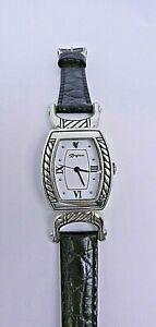 【送料無料】 腕時計 ブライトンリバーシブルワニバッテリーbrighton shetland watch reversible moc croc leather battery 55 7 w14