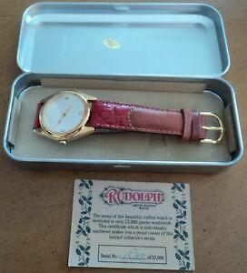 【送料無料】 腕時計 ビンテージルドルフウォッチvintage  rudolph watch