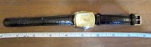 【送料無料】 腕時計 グランドスイスブラックレザー