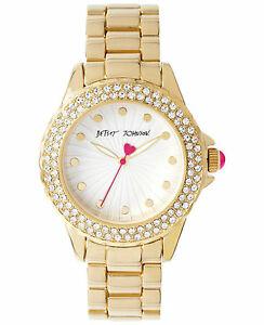 【送料無料】 腕時計 ベッツィージョンソンbj0039206betsey johnson watch bj0039206 in box